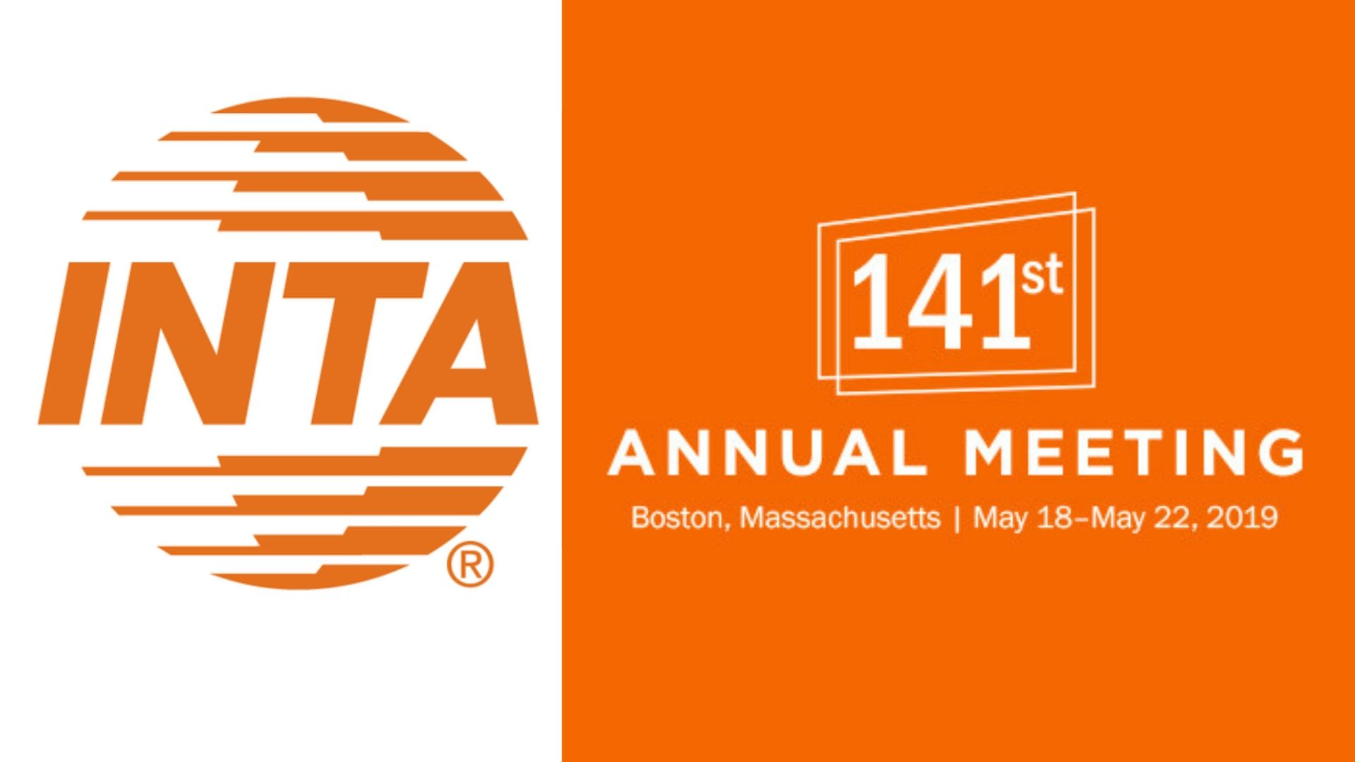 International Trademark Association's 2019 Annual Conference in Boston